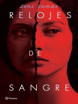 cover image of Relojes de sangre