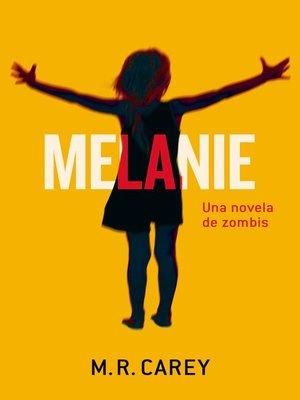 cover image of Una novela de zombis