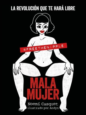 cover image of Mala mujer