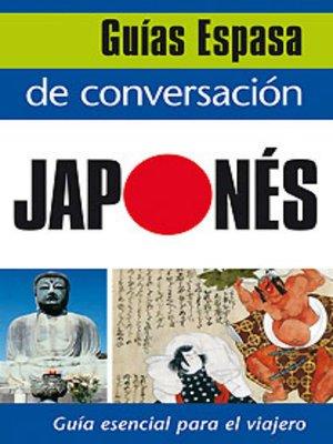 cover image of Guía de conversación japonés