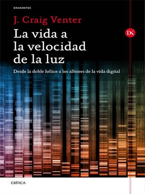 cover image of La vida a la velocidad de la luz