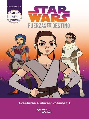cover image of Star Wars. Fuerzas del destino 1