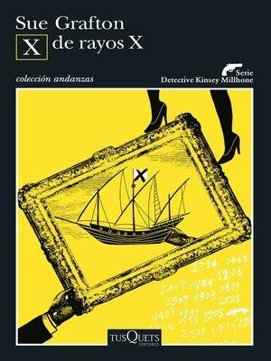 cover image of X de rayos X