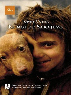 cover image of El noi de Sarajevo
