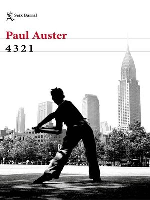 cover image of 4 3 2 1 (Edición mexicana)