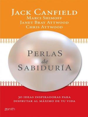 cover image of Perlas de sabiduría