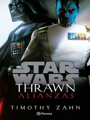 cover image of Star Wars. Thrawn. Alianzas