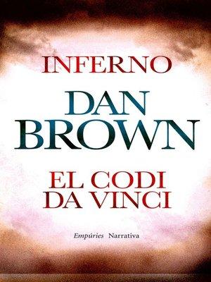 cover image of Inferno + El Codi Da Vinci (pack)