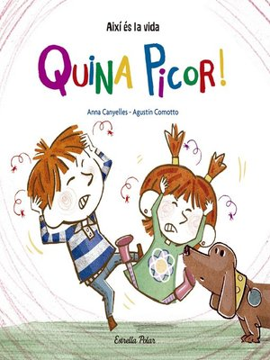 cover image of Quina picor!
