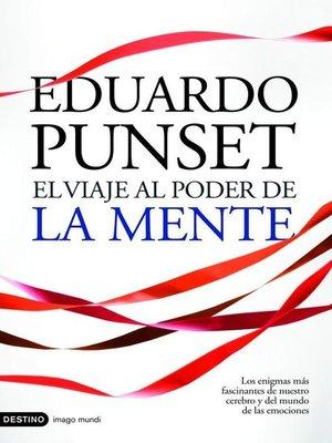 cover image of El viaje al poder de la mente