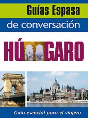 cover image of Guía de conversación húngaro