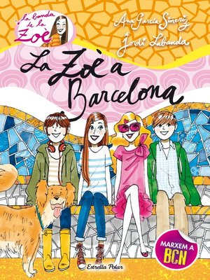 cover image of La Zoè a Barcelona