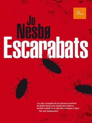 cover image of Escarabats