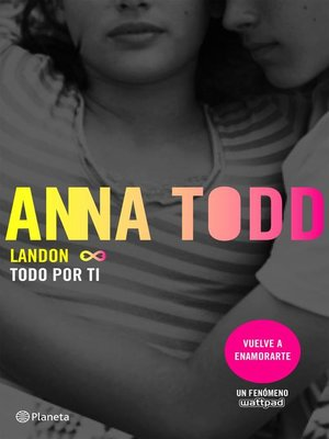 cover image of Landon. Todo por ti