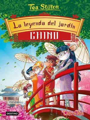 cover image of La leyenda del jardín chino