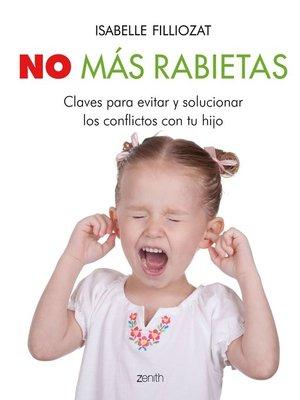 cover image of No más rabietas
