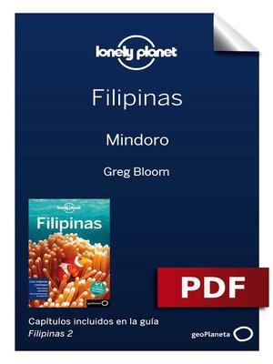 cover image of Filipinas 2_6. Mindoro