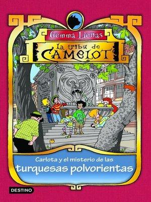 cover image of Carlota y el misterio de las turquesas polvorientas