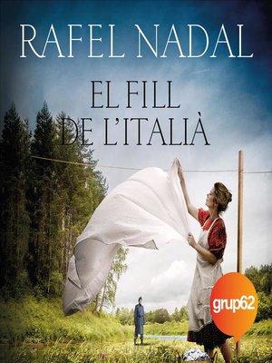 cover image of El fill de l'italià