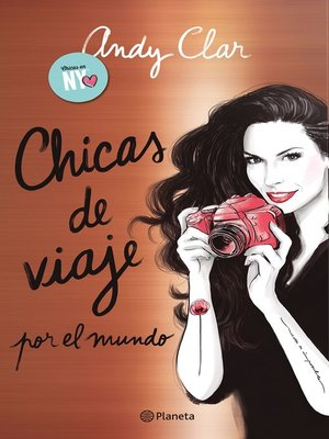 cover image of Chicas de viaje por el mundo