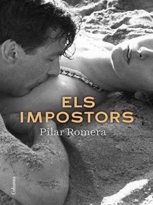 cover image of Els impostors