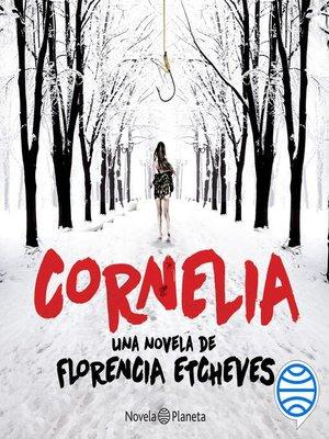 cover image of Cornelia