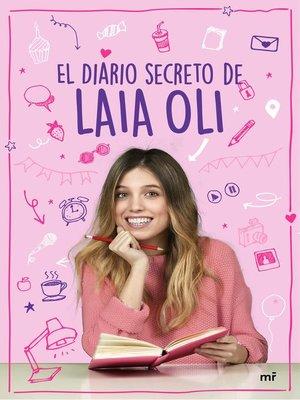 cover image of El diario secreto de Laia Oli
