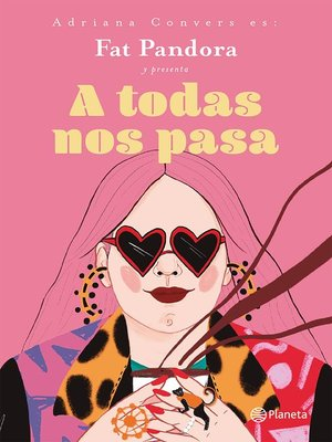 cover image of A todas nos pasa