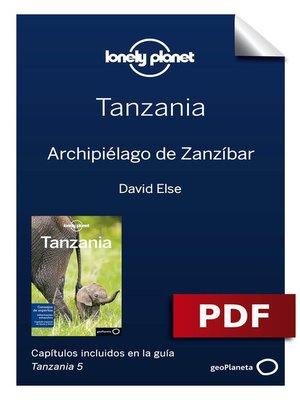 cover image of Tanzania 5_3. Archipiélago de Zanzíbar