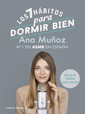 cover image of Los 7 hábitos para dormir bien