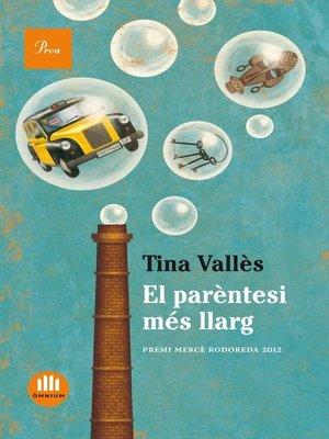 cover image of El parèntesi més llarg