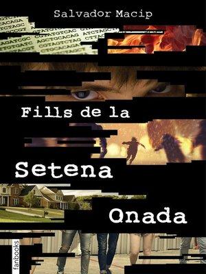 cover image of Fills de la Setena Onada