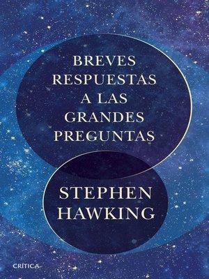 cover image of Breves respuestas a las grandes preguntas
