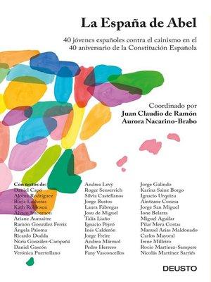 cover image of La España de Abel
