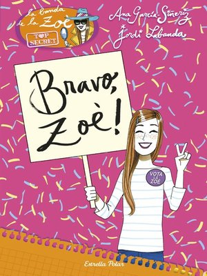 cover image of Bravo, Zoè!