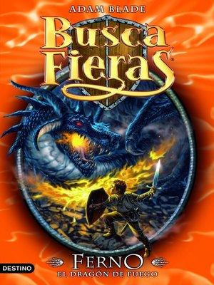 cover image of Ferno, el Dragón de fuego
