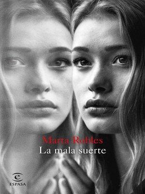 cover image of La mala suerte