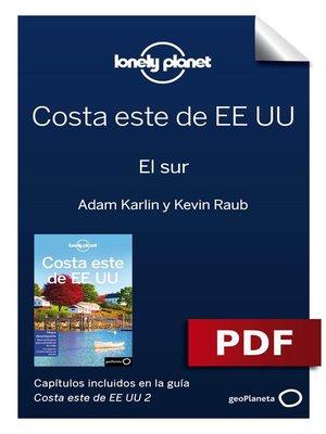 cover image of Costa este de EEUU 2_5. El sur