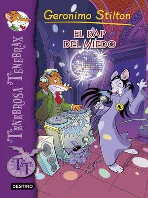 cover image of El rap del miedo