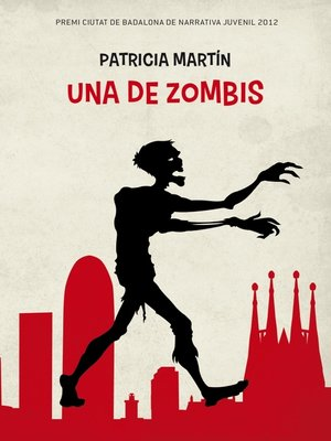 cover image of Una de zombis