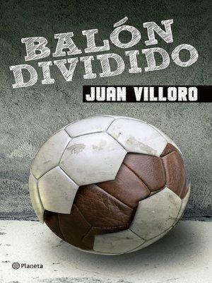 cover image of Balón dividido