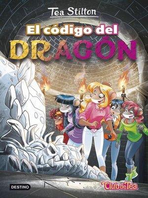 cover image of El código del dragón