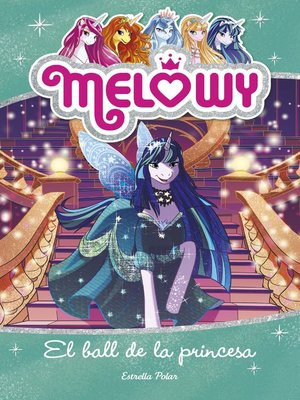 cover image of Melowy 8. El ball de la princesa