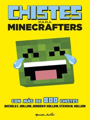 cover image of Minecraft. Chistes para minecrafters