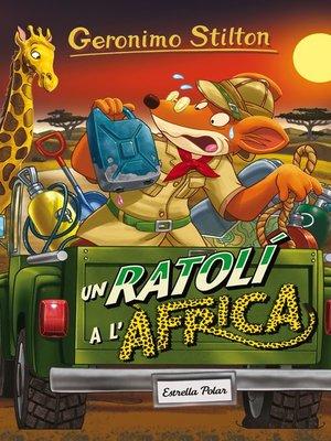 cover image of Un ratolí a l'Àfrica