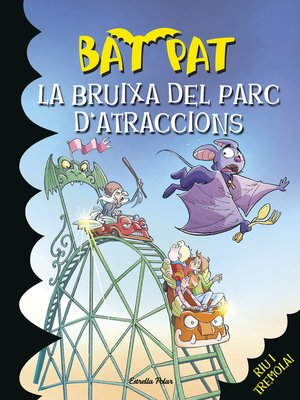 cover image of La bruixa del parc d´atraccions