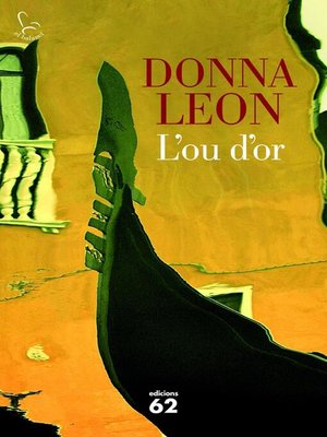 cover image of L'ou d'or