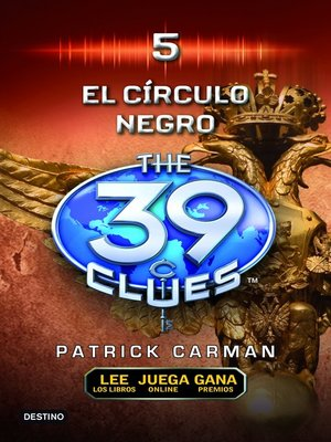 cover image of El círculo negro