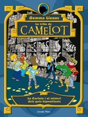 cover image of La Carlota i el misteri dels gats hipnotitzats