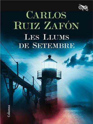 cover image of Les Llums de Setembre